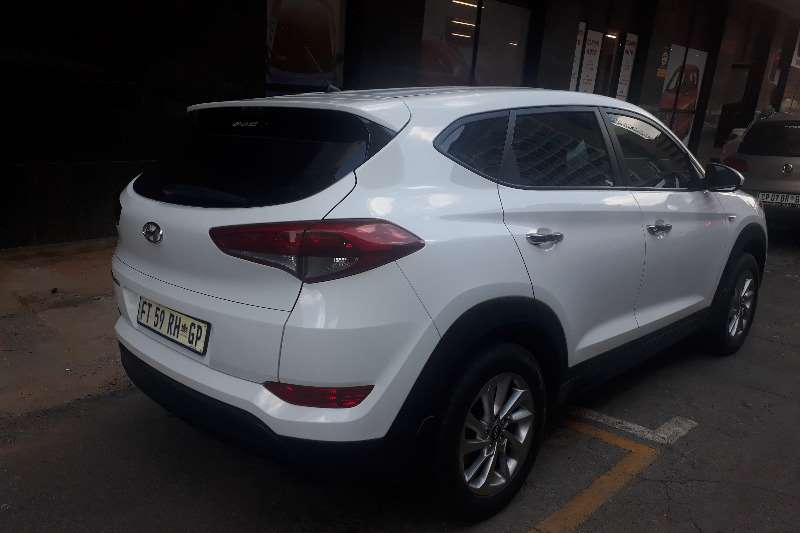 Hyundai Tucson 1.6TGDi Executive 2017