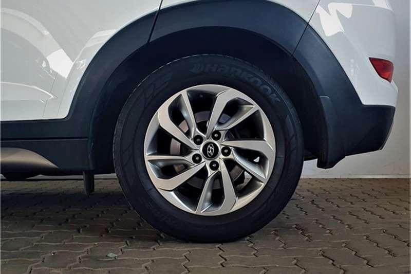 2017 Hyundai Tucson Tucson 1.6TGDi Executive