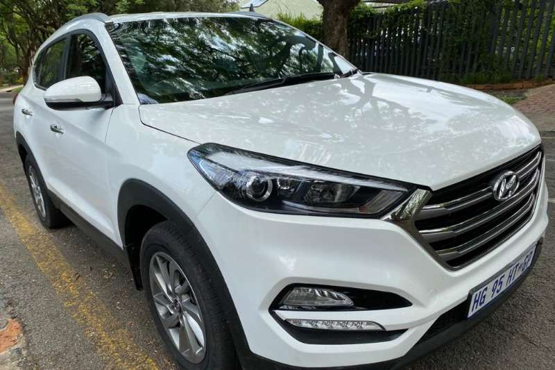 Hyundai Tucson 1.6TGDi Executive 2018