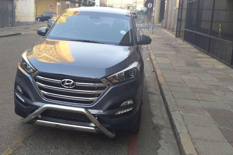 Used 2018 Hyundai Tucson 1.6TGDi Executive