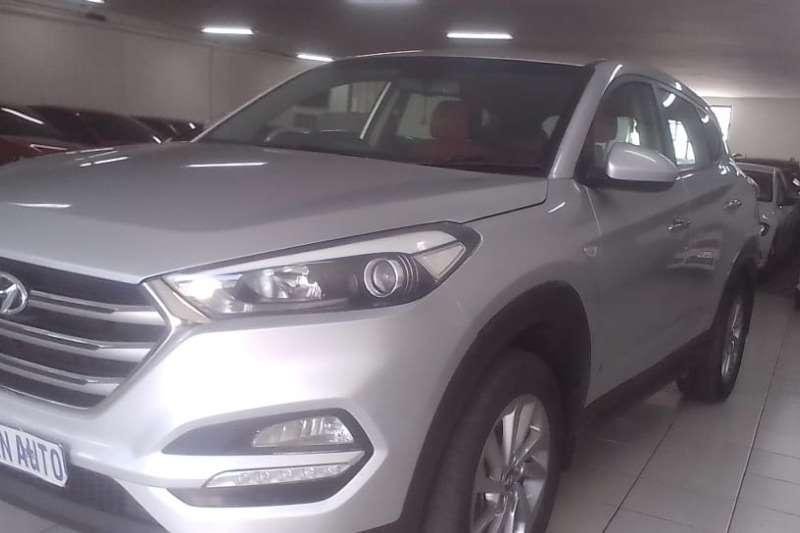 Hyundai Tucson 1.6TGDi Executive 2018