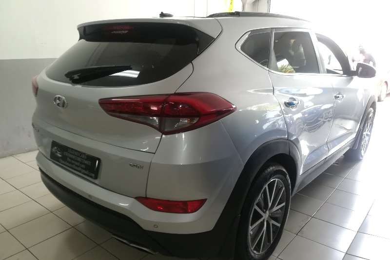 Used 2020 Hyundai Tucson 1.6TGDi Executive