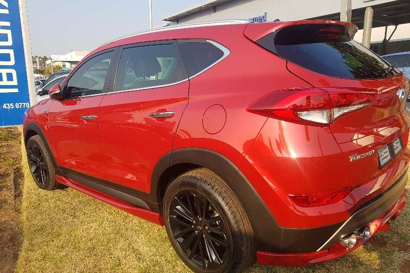 Hyundai Tucson 1.6TGDi Executive Sport Manual 2017