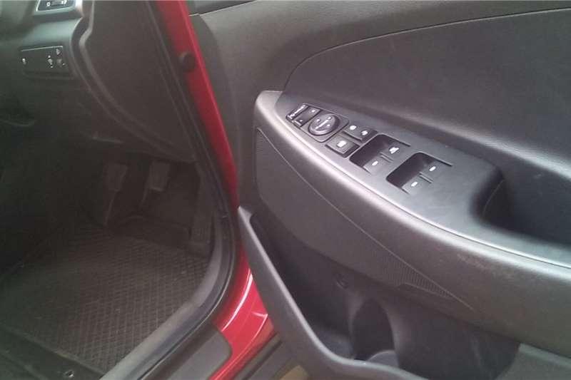 Used 2017 Hyundai Tucson TUCSON 1.7 CRDi EXECUTIVE