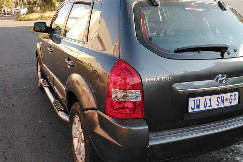 Used 2009 Hyundai Tucson 1.7CRDi Executive