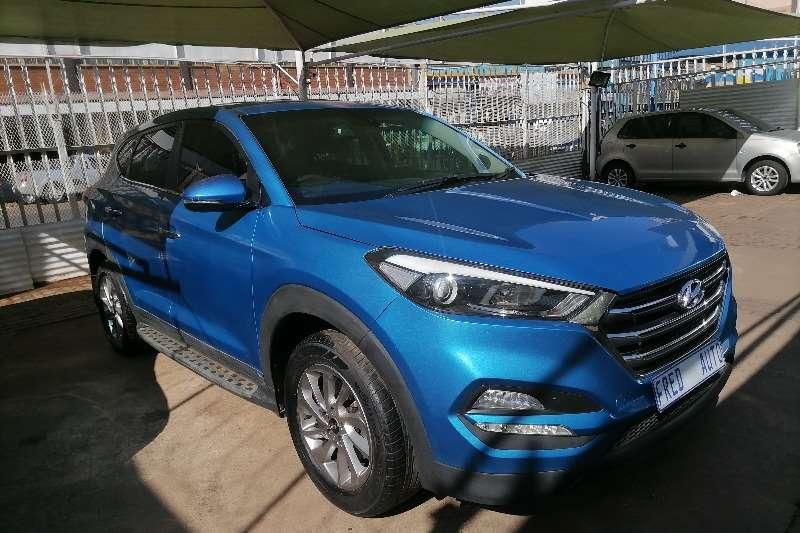 Used 2015 Hyundai Tucson 1.7CRDi Executive