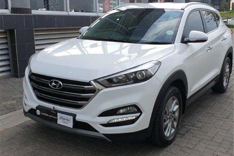 Hyundai Tucson 1.7CRDi Executive 2018