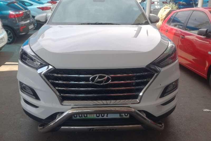 Hyundai Tucson 2.0 Auto 2018