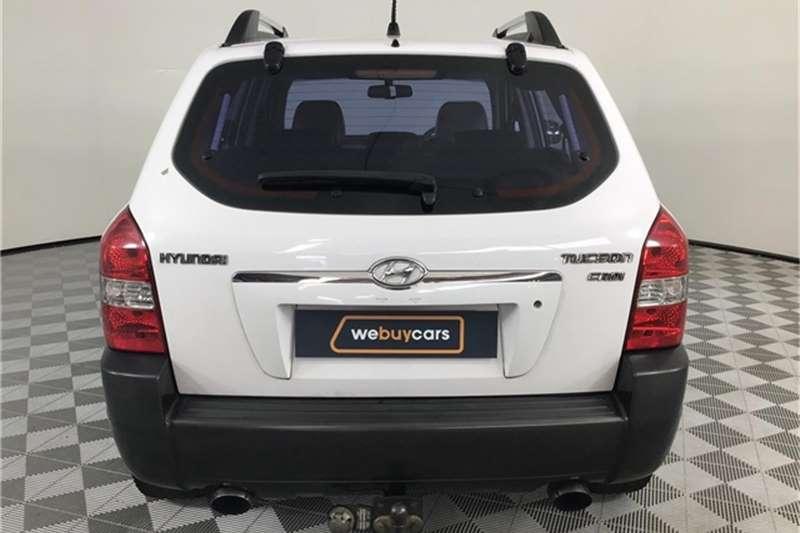 Hyundai Tucson 2.0 CRDi 4x4 2007