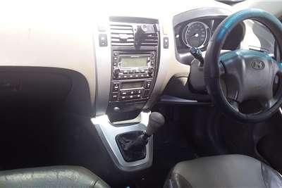 Used 2007 Hyundai Tucson 2.0 CRDi 4x4