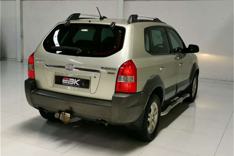 Used 2009 Hyundai Tucson 2.0 CRDi 4x4