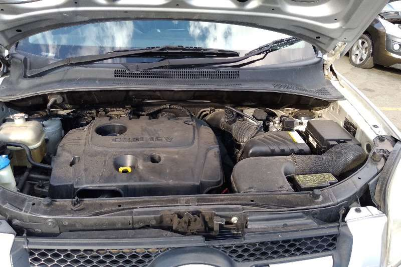 Used 2010 Hyundai Tucson 2.0 CRDi 4x4