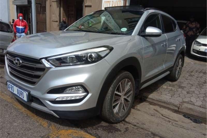 2017 Hyundai Tucson Tucson 2.0 CRDi 4x4