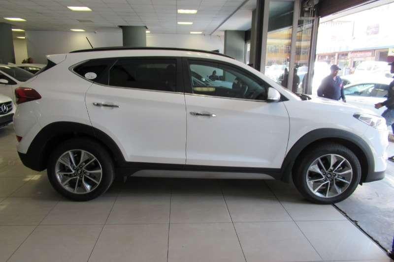 Hyundai Tucson 2.0 CRDi 4x4 2018