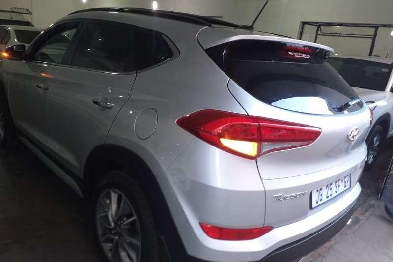 Used 2018 Hyundai Tucson 2.0 CRDi 4x4