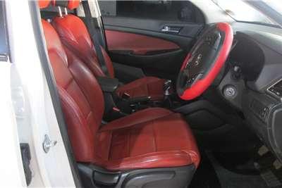 Used 2017 Hyundai Tucson TUCSON 2.0 CRDi ELITE A/T