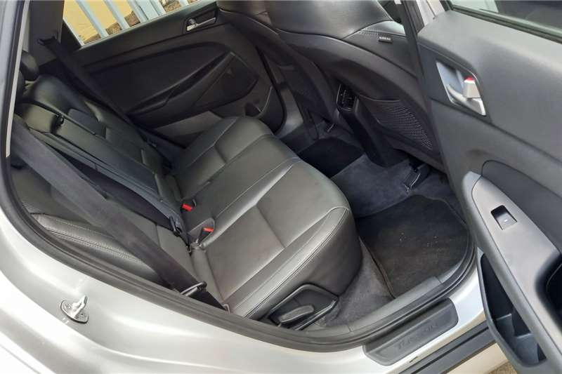 Used 2018 Hyundai Tucson TUCSON 2.0 CRDi ELITE A/T