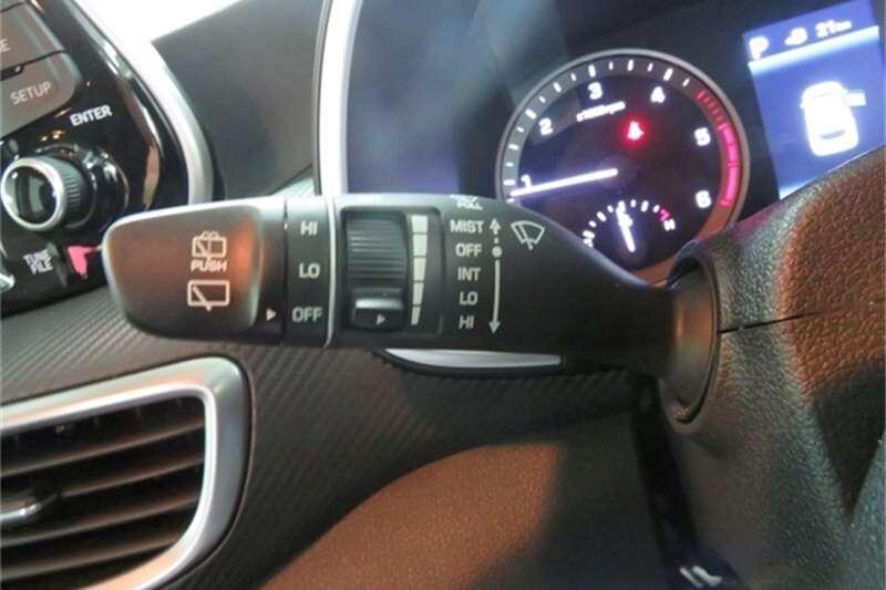Hyundai Tucson 2.0 CRDi EXECUTIVE A/T 2019