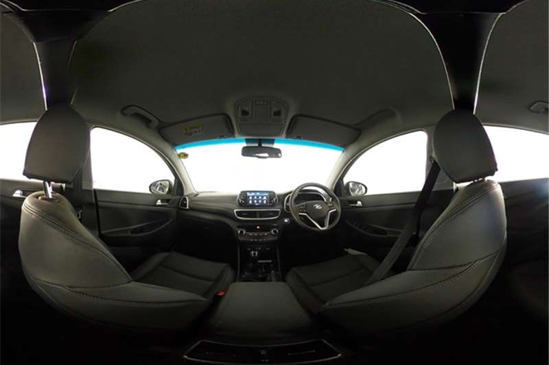 2019 Hyundai Tucson TUCSON 2.0 CRDi EXECUTIVE A/T