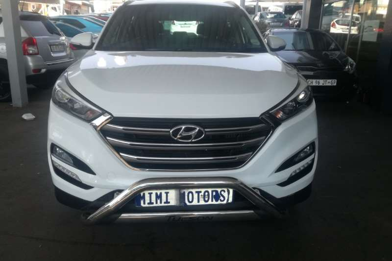 Hyundai Tucson 2.0 CRDI Manual 2018
