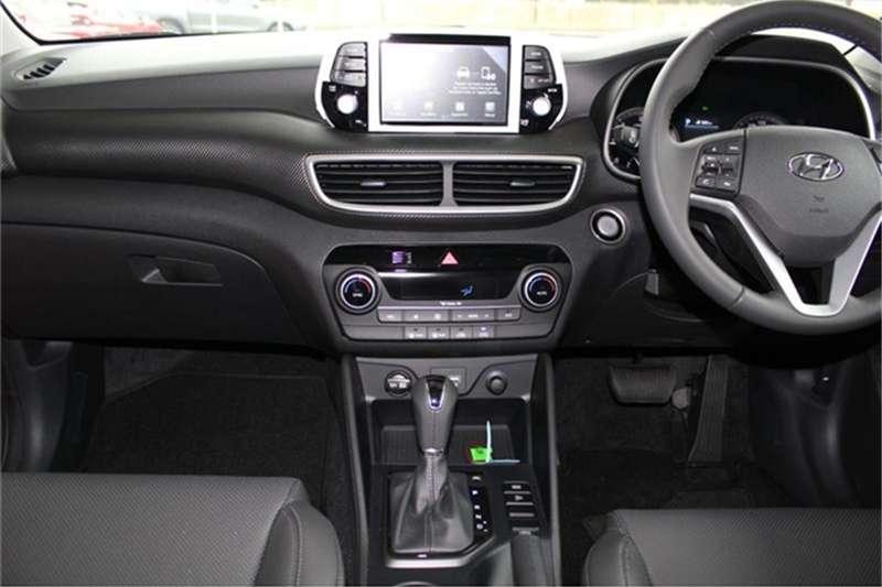 Hyundai Tucson 2.0 CRDi SPORT A/T 2020