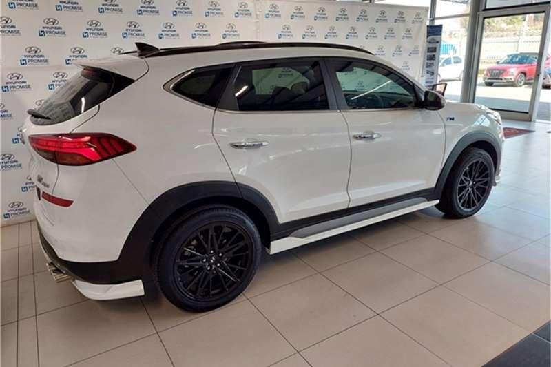Used 2021 Hyundai Tucson TUCSON 2.0 CRDi SPORT A/T