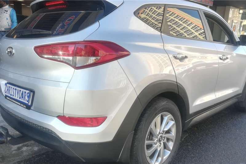 Hyundai Tucson 2.0 Elite auto 2016