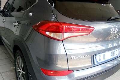 Hyundai Tucson 2.0 Elite auto 2017