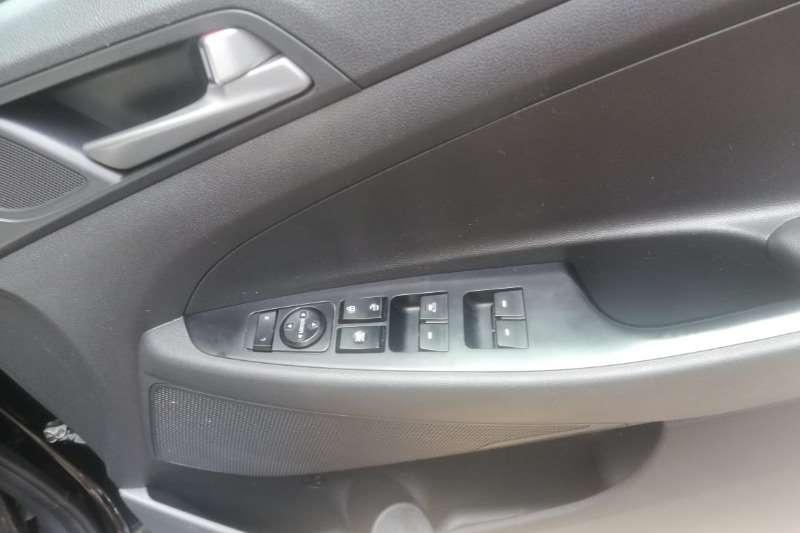 Used 2017 Hyundai Tucson 2.0 Elite auto