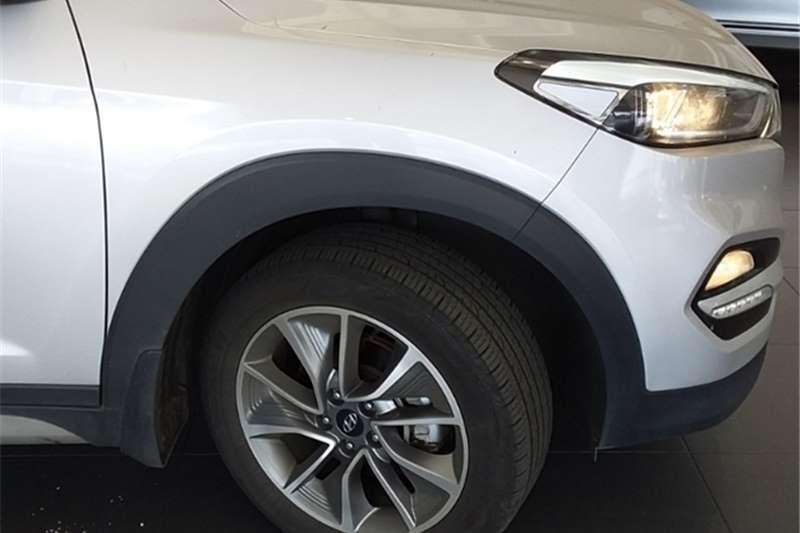 Hyundai Tucson 2.0 Elite auto 2018
