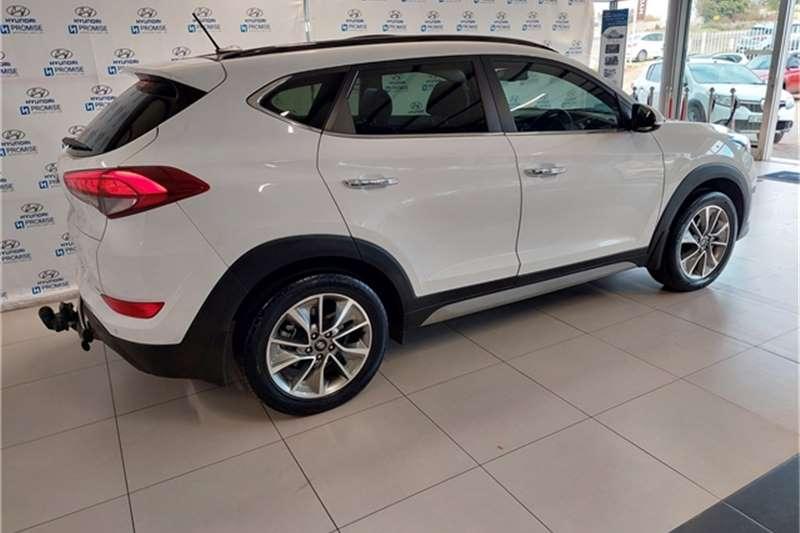 Used 2018 Hyundai Tucson 2.0 Elite auto
