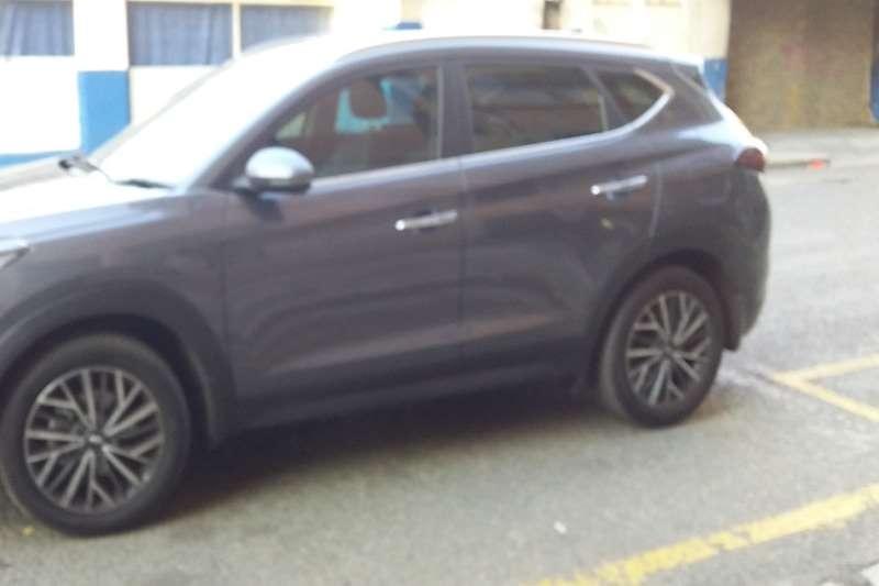 Used 2019 Hyundai Tucson 2.0 Elite auto