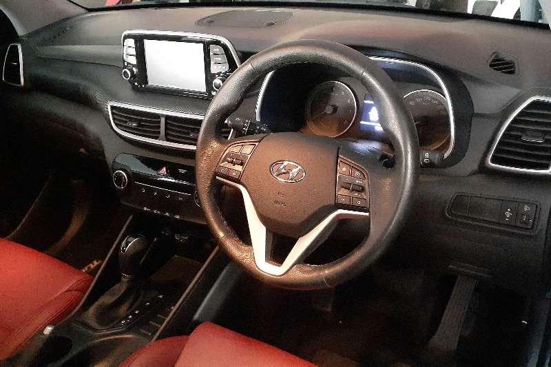 Used 2021 Hyundai Tucson 2.0 Elite auto