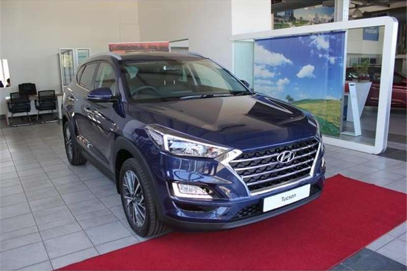 Hyundai Tucson 2.0 Executive 2019