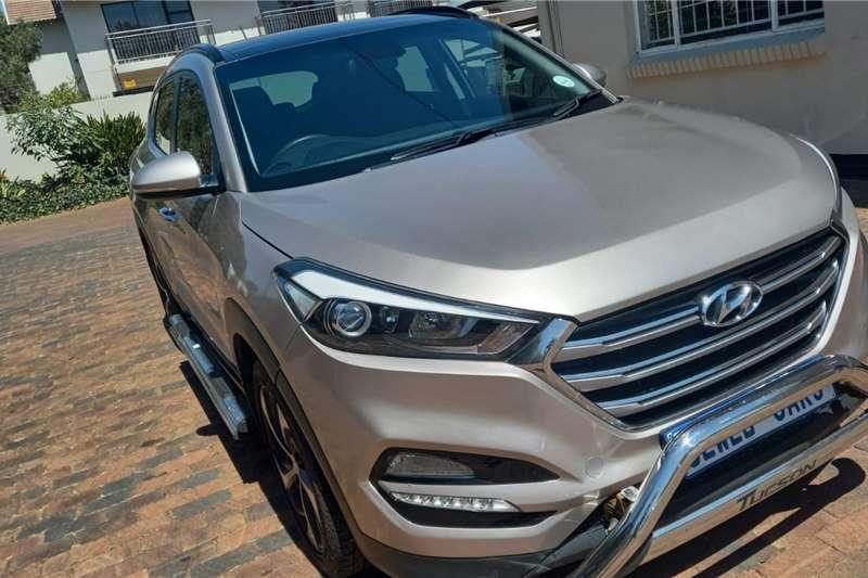 Used 2017 Hyundai Tucson TUCSON 2.0 EXECUTIVE A/T