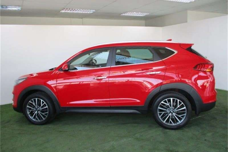 Hyundai Tucson 2.0 EXECUTIVE A/T 2019