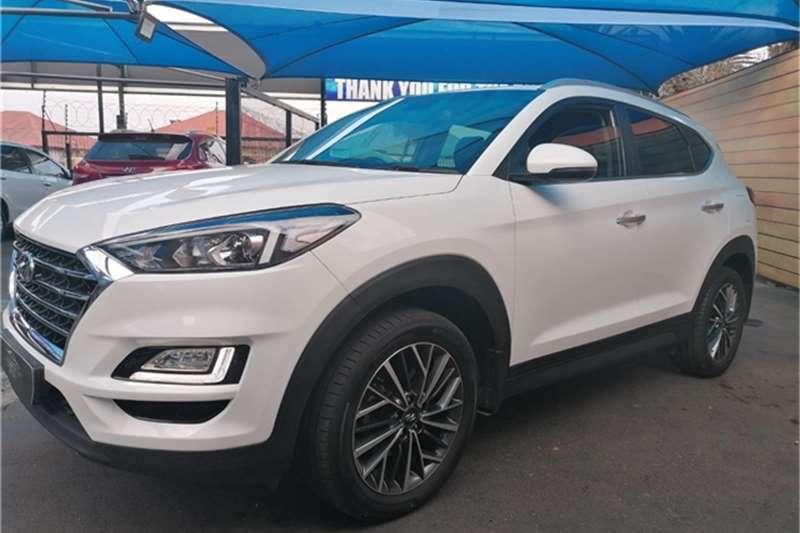 2019 Hyundai Tucson TUCSON 2.0 EXECUTIVE A/T