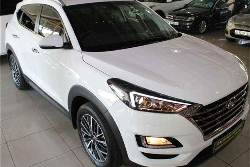 Hyundai Tucson 2.0 EXECUTIVE A/T 2020