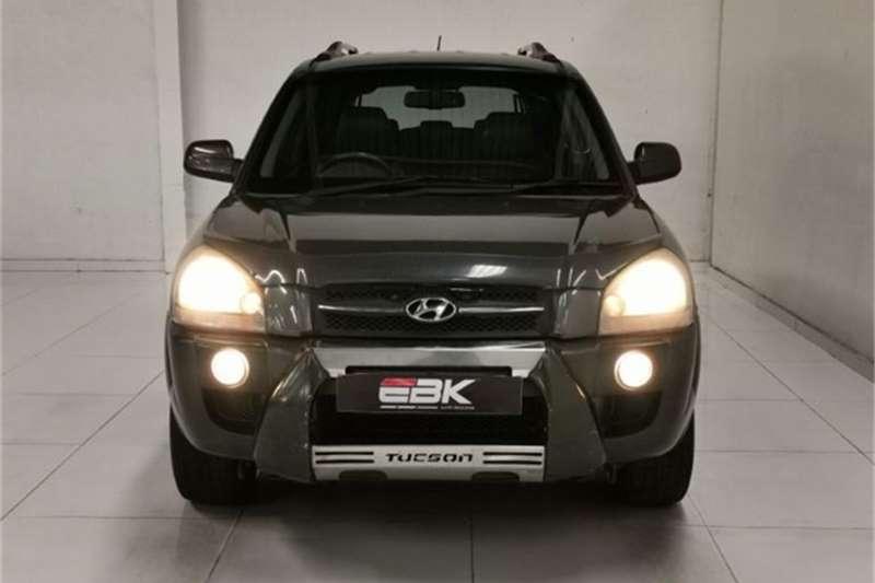 2005 Hyundai Tucson Tucson 2.0 GLS