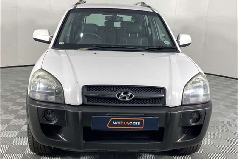 Used 2005 Hyundai Tucson 2.0 GLS