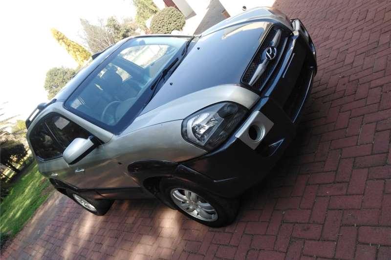 Hyundai Tucson 2.0 GLS 2006