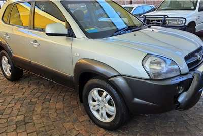 Used 2006 Hyundai Tucson 2.0 GLS
