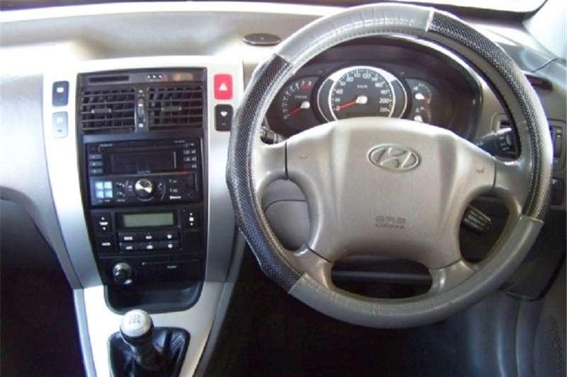 2006 Hyundai Tucson Tucson 2.0 GLS
