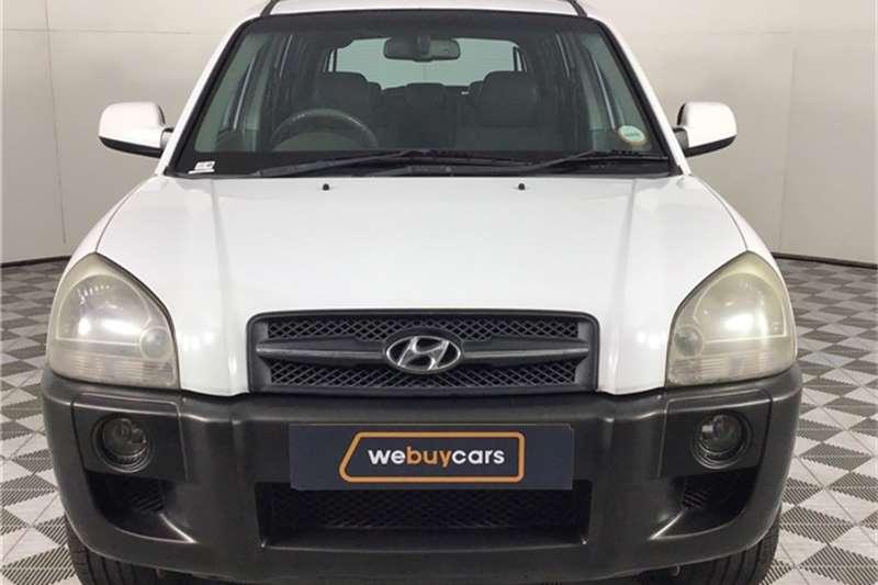 2007 Hyundai Tucson Tucson 2.0 GLS