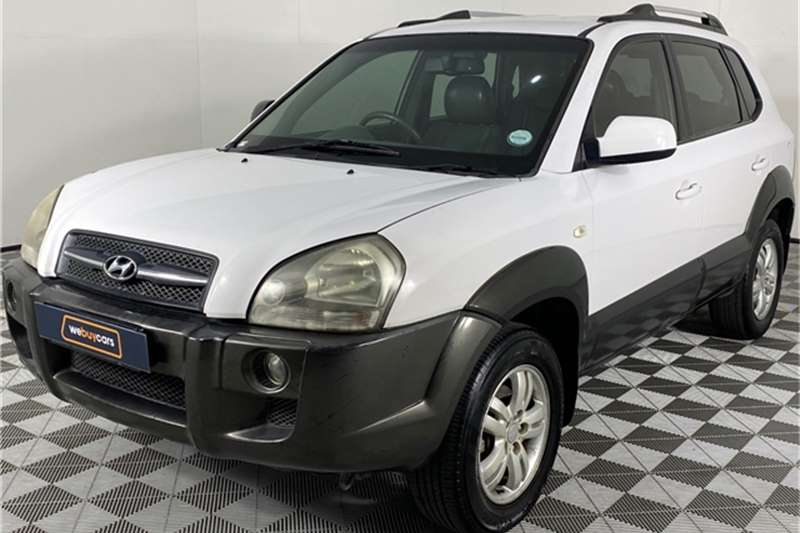 Used 2007 Hyundai Tucson 2.0 GLS