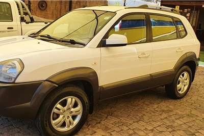 Hyundai Tucson 2.0 GLS 2008