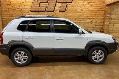 Used 2008 Hyundai Tucson 2.0 GLS