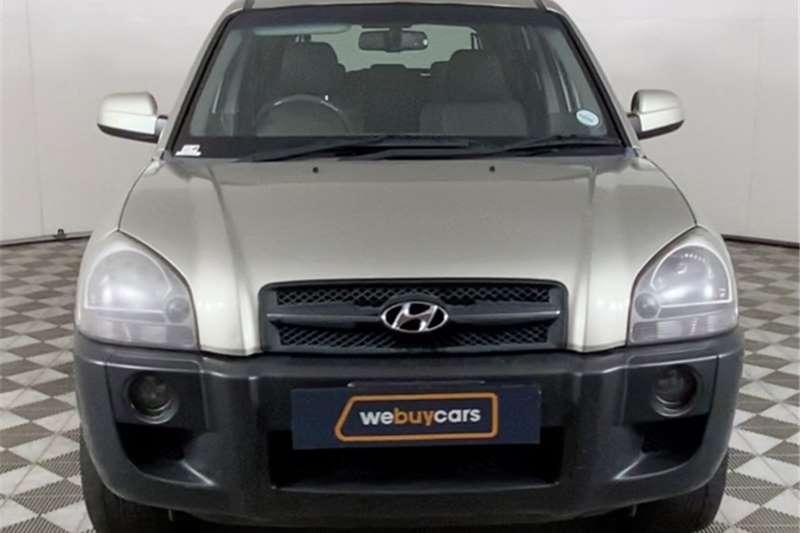 2008 Hyundai Tucson Tucson 2.0 GLS