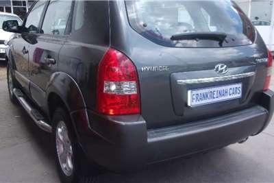 Hyundai Tucson 2.0 GLS 2009