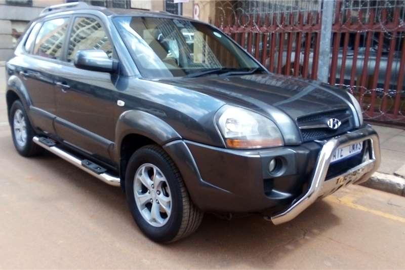 Used 2009 Hyundai Tucson 2.0 GLS